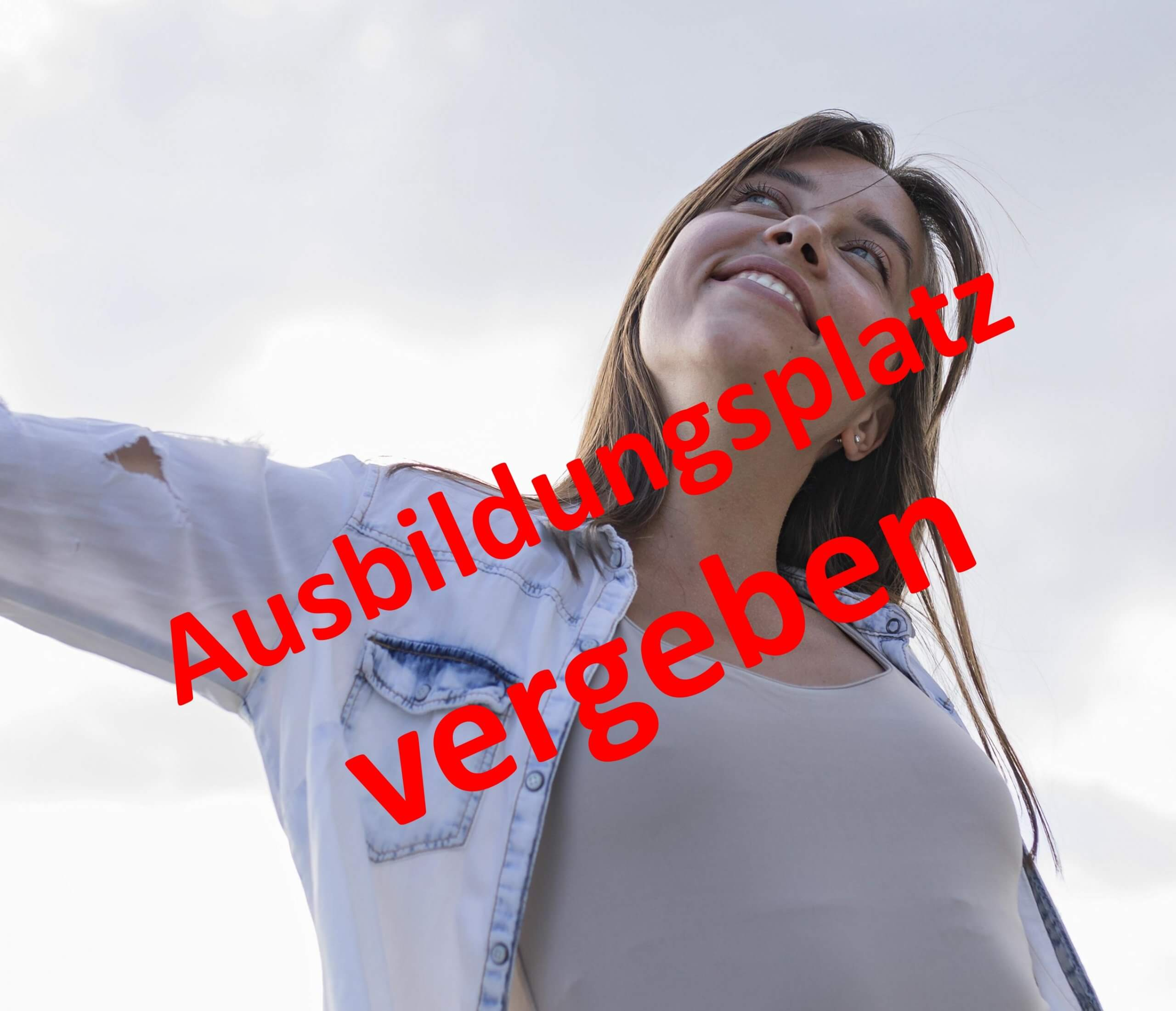 Bewerbung AZUBI - vergeben